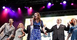 West End Live at Trafalgar Square, London on Saturday20 June 2015