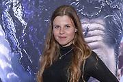 2018, Oktober 03. Pathe ArenA, Amsterdam. Nederlandse filmpremiere van Venom. Op de foto: Nanouk Meijer