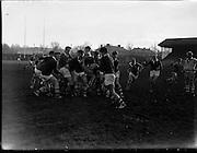 06/12/1961<br /> 12/06/1961<br /> 06 December 1961<br /> Schools Interprovincial Rugby: Leinster v Munster at Donnybrook.