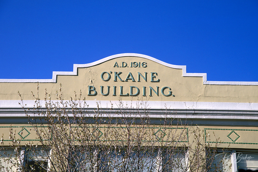 The O'Kane Building (National Register of Historic Places), Bend, Oregon