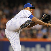 NEW YORK, NEW YORK - July 02: Pitcher Jeurys Familia #27 of the New York Mets pitching during the Chicago Cubs Vs New York Mets regular season MLB game at Citi Field on July 02, 2016 in New York City. (Photo by Tim Clayton/Corbis via Getty Images)