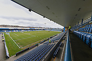 Priestfield Stadium before the Sky Bet League 1 match between Gillingham and Port Vale at the MEMS Priestfield Stadium, Gillingham, England on 16 April 2016. Photo by Martin Cole.