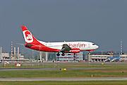 Air Berlin (Germania), Boeing 737-75B