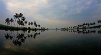 Backwaters<br /> Kerala, India
