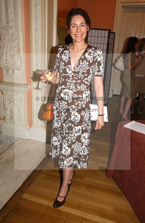 The MARCHIONESS OF NORMANBY at a party to celebrate the publication of 'A Much Married Man' by Nicholas Coleridge held at the ESU, Dartmouth House,  37 Charles Street, London W1 on 4th May 2006.<br /><br />NON EXCLUSIVE - WORLD RIGHTS