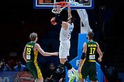 DESCRIZIONE : Lille Eurobasket 2015 Quarti di Finale Quarter Finals Lituania Italia Lithuania Italy<br /> GIOCATORE : Andrea Bargnani<br /> CATEGORIA : controcampo schiacciata<br /> SQUADRA : Italia Italy<br /> EVENTO : Eurobasket 2015 <br /> GARA : Lituania Italia Lithuania Italy<br /> DATA : 16/09/2015 <br /> SPORT : Pallacanestro <br /> AUTORE : Agenzia Ciamillo-Castoria/Max.Ceretti<br /> Galleria : Eurobasket 2015 <br /> Fotonotizia : Lille Eurobasket 2015 Quarti di Finale Quarter Finals Lituania Italia Lithuania Italy
