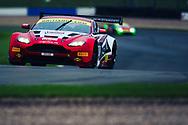 TF Sport Aston Martin Vantage GT3 with drivers Derek Johnston & Jonny Adam | British GT Championship | Donington Park | Photo: Jurek Biegus