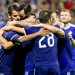 20180802: SLO, Football - UEFA Europa League 2018/19, NK Maribor vs FC Chikhura