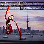 Eve Gordon, Burlesque dancer
