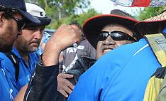 Waitangi-Early protest at Te Tii Marae