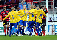 20100502 FC Midtjylland-Brøndby SAS Liga fodbold