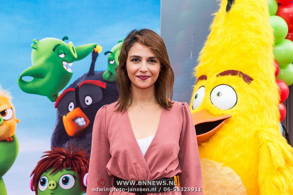 NLD/Amsterdam/20190814 - Premiere Angry Birds 2, Marryam Hassouni