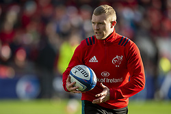 December 9, 2018 - Limerick, Ireland - Keith Earls of Munster with the ball during the Heineken Champions Cup Round 3 match between Munster Rugby and Castres Qlympique at Thomond Park Stadium in Limerick, Ireland on December 9, 2018  (Credit Image: © Andrew Surma/NurPhoto via ZUMA Press)