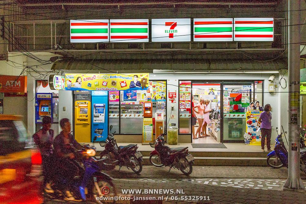 THA/Koh Samui/20160804 - Vakantie Thailand 2016 Koh Samui, 7 Eleven