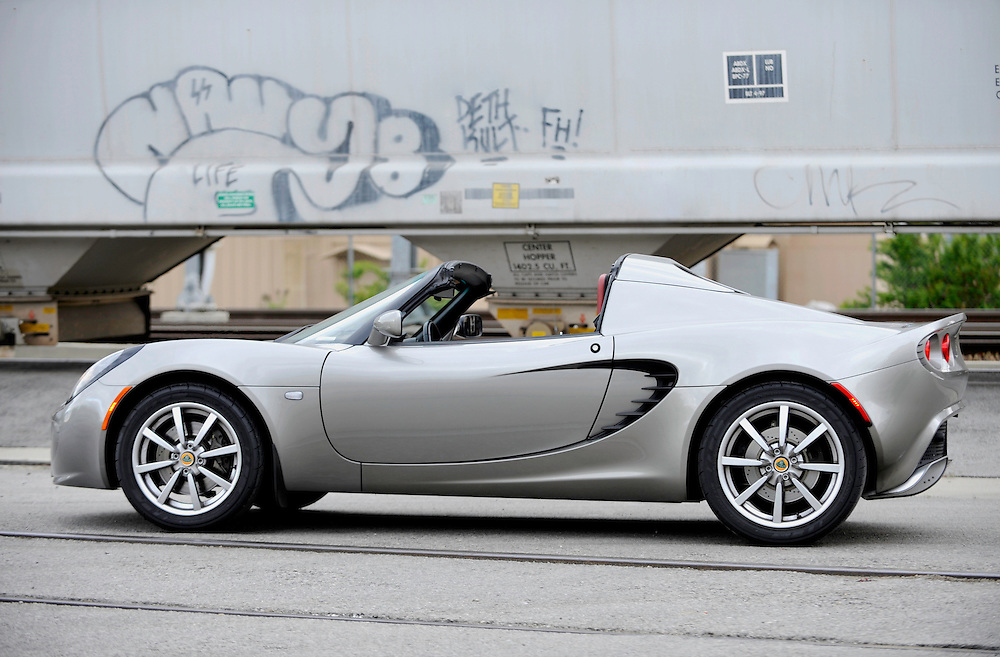 Lotus Elise Left Profile