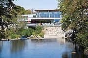 Therme an der Bode, Thale, Harz, Sachsen-Anhalt, Deutschland | spa at river Bode, Thale, Harz, Saxony-Anhalt, Germany