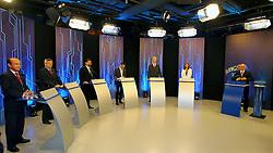 O candidato à reeleição pelo PDT em Porto Alegre, José Fortunati durante o debate da RBS TV. FOTO: Jefferson Bernardes/Preview.com