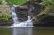 Rickets Glen Waterfall