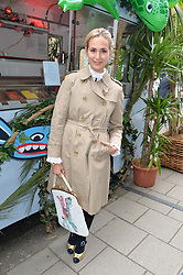 PRINCESS ELISABETH THURN & TAXIS at the launch of the new collection from Limoland held at Anderson & Sheppard's Haberdashery, 17 Clifford Street,London on 16th June 2014.