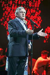 July 6, 2017 - Hamburg, Hamburg, Deutschland - Gordon Brown beim Global Citizen Festival anlässlich des G20-Gipfel in der Barclaycard Arena. Hamburg, 06.07.2017 (Credit Image: © Future-Image via ZUMA Press)
