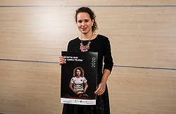 Lena Gabrscek during Slovenian Disabled Sports personality of the year 2019 event, on January 21, 2020 in Austria Trend Hotel, Ljubljana, Slovenia. Photo by Vid Ponikvar / Sportida