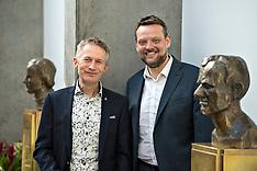 20170326 Hans Natorp og Thomas Bach, Næstformænd i Danmarks Idræts Forbund