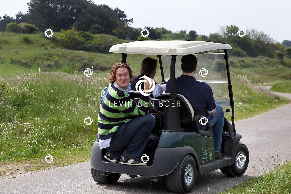 Zandvoort, 21 Mei 2012<br /> Golfen met BN-ers voor de stichting DON (Diabetis Onderzoek Nederland)<br /> Levin den Boer<br /> Foto Peter Smulders BV
