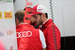 May 18, 2018 - Berlin, Germany - Formula e Berlin ePrix: The photo shows the racing driver Lucas di Grassi. (Credit Image: © Simone Kuhlmey/Pacific Press via ZUMA Wire)