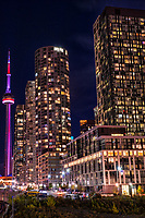 CN Tower & Iceboat Terrace Residences