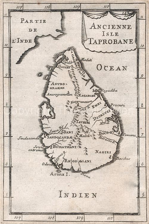 Image result for Taprobane map