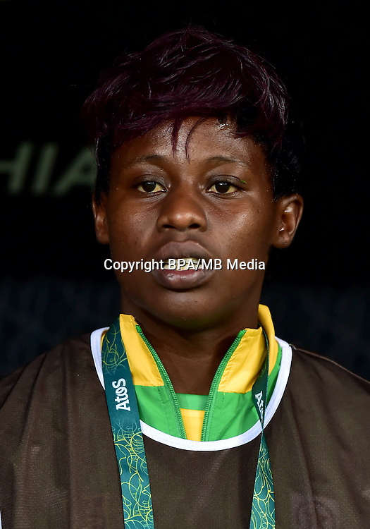 Fifa Woman's Tournament - Olympic Games Rio 2016 -  <br /> Zimbabwe National Team - <br /> Felistas MUZONGONDI