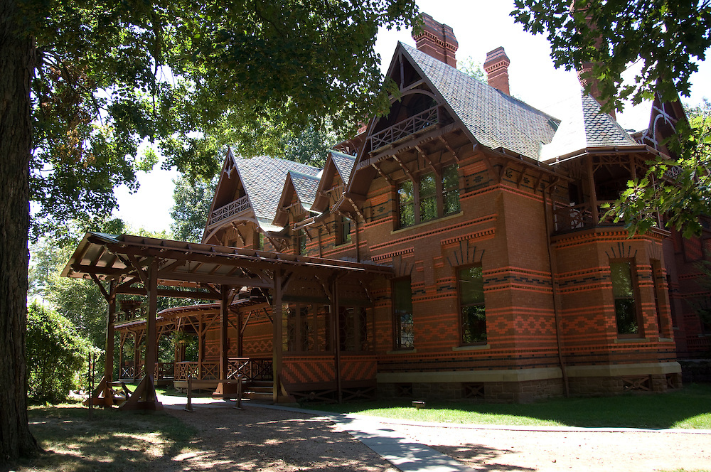 Mark Twain House, Hartford CT