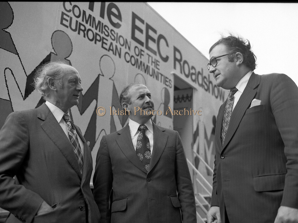 Roadshow EEC 03/07/1978 Dick Burke, Jack Lynch,