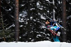 March 9, 2019 - –Stersund, Sweden - 190309 Martin Fourcade of France competes in the Men's 10 KM sprint during the IBU World Championships Biathlon on March 9, 2019 in Östersund..Photo: Petter Arvidson / BILDBYRÃ…N / kod PA / 92252 (Credit Image: © Petter Arvidson/Bildbyran via ZUMA Press)