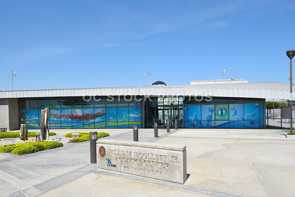 William Woollett Jr. Aquatics Center