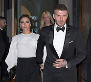 Kate Middleton Joins Celebs At NPG Gala