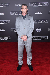 Celebrities arrive at the 'Rogue One: A Star Wars Story' movie premiere in Hollywood, California. 10 Dec 2016 Pictured: Ben Mendelsohn. Photo credit: American Foto Features / MEGA TheMegaAgency.com +1 888 505 6342