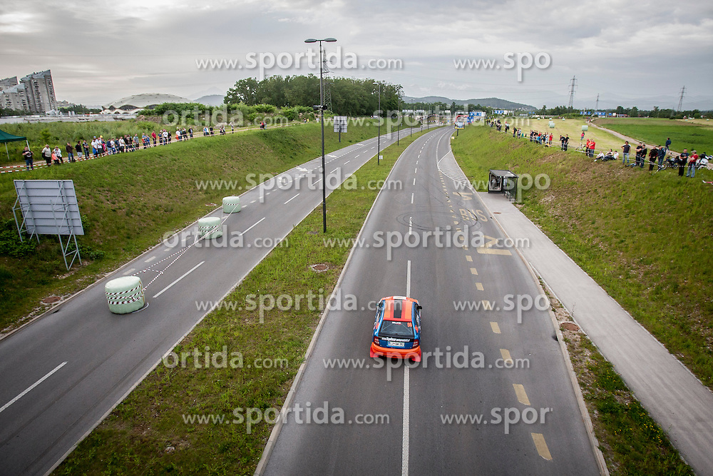 During 37th Rally Saturnus, on May 23, 2014, in SRC Stozice, Ljubljana, Slovenia. Photo by Urban Urbanc / Sportida
