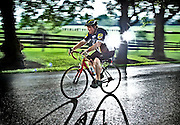 Bill Cole,  of the Bluegrass Cycling Club, rolls down Pisgah Pike on a Sunday bike ride photographed on Sunday July 17, 2011 in Lexington, Ky. Photo by Mark Cornelison | Staff