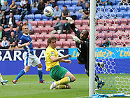 Wigan v Norwich City 130811