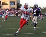 Football (NCAA) Kansas State vs. Nebraska 10/14/2006