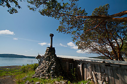 Caretaker's House, Yellow Island, San Juan Islands, Washington, US
