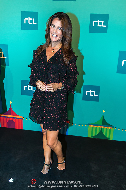 NLD/Halfweg20190829 - Seizoenspresentatie RTL 2019 / 2020, Quinty Trustfull