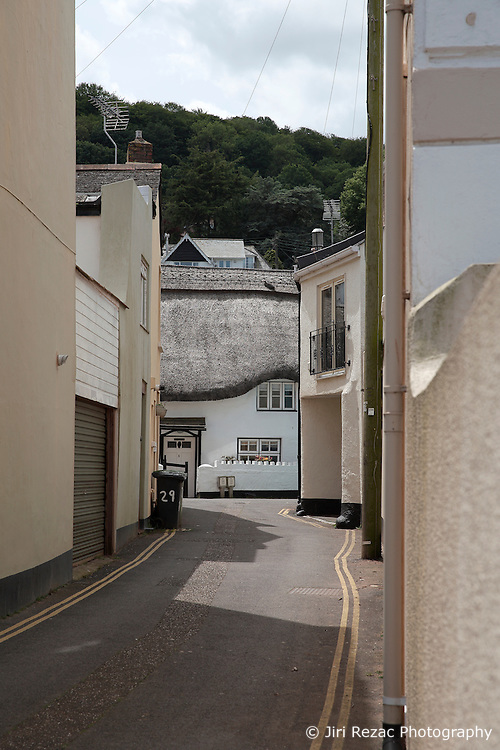 UK ENGLAND TEIGNMOUTH 30MAY15 - Cottage with a thatched roof in Shaldon, Teignmouth, Devon.<br /> <br /> jre/Photo by Jiri Rezac<br /> <br /> © Jiri Rezac 2015