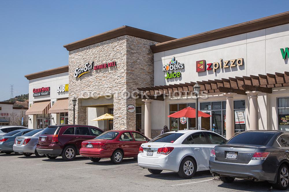 Neighborhood Retail Center in Glendora