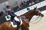Jasmien de Koeyer - TC Take it Easy<br /> Nederlands Kampioenschap Young Riders 2015<br /> © DigiShots