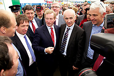 Taoiseach Enda Kenny with the IFA