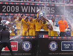 FA Cup Final Chelsea v Everton 2009