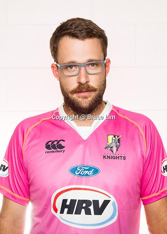 Daniel Vettori<br /> <br /> Northern Knights squad 2012/2013.<br /> <br /> Photo:  Bruce Lim