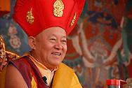 HH Chetsang Rinpoche at JangChub Ling